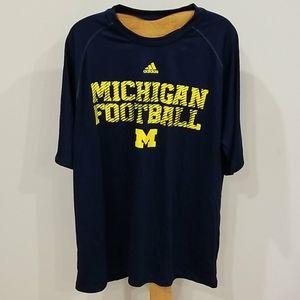☀️SALE! University of Michigan Football Shirt
